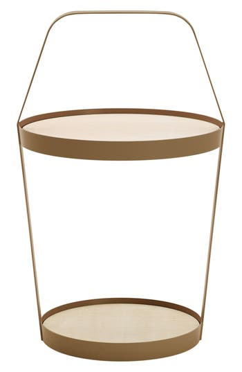 Design On Stock Usa Side Table, Size One Size - Brown