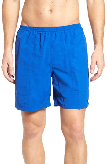 Patagonia Baggies Longs Swim Trunks, Blue