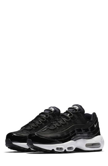 Nike Air Max 95 Special Edition Running Shoe, Black