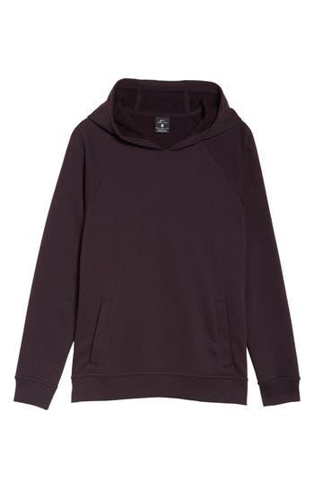 Nike Dry Training Hoodie, Purple