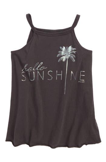 Girls ONeill Hello Sunshine Graphic Tank
