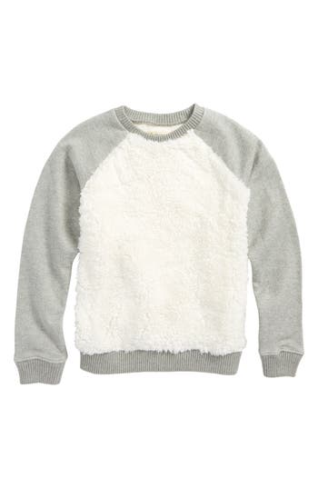 Toddler Boys Tucker  Tate Cozy Crewneck Sweater Size 2T  Ivory