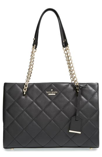Kate Spade New York 'Emerson Place - Small Phoebe' Quilted Leather Shoulder Bag -