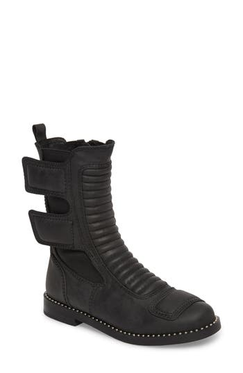 Jeffrey Campbell Police Boot- Black