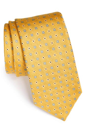 Men's John W. Nordstrom Woven Silk Tie