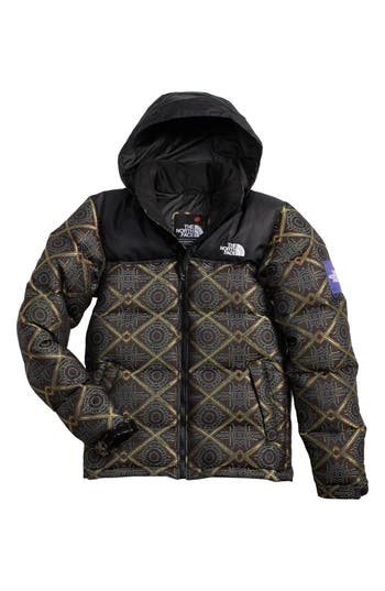 The North Face Nuptse 700-Fill Power Down Puffer Jacket, Black