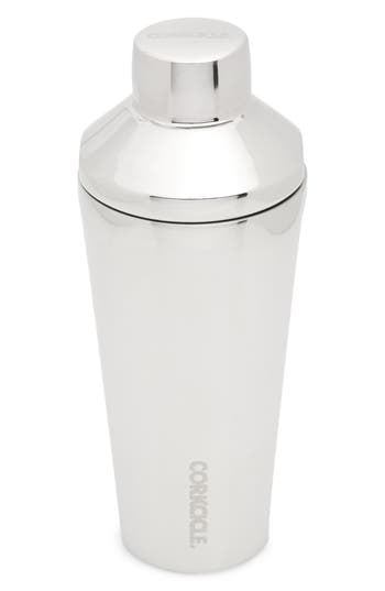 Corkcicle Insulated Stainless Steel Shaker, Size One Size - Metallic