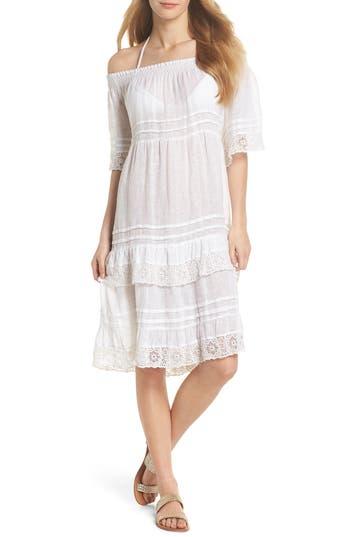 Plus Size Muche Et Muchette Esmerelda Cover-Up Dress, Size One Size - White