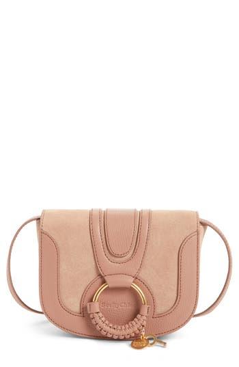 See By Chloe Mini Hana Leather Crossbody Bag -