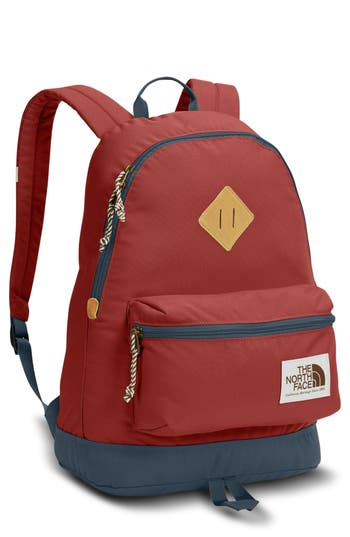 The North Face Berkeley Backpack - Red