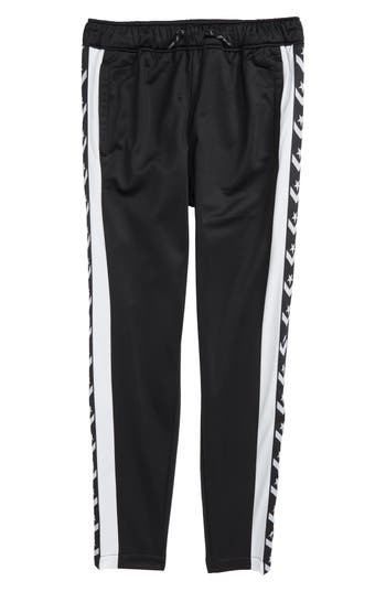 Boys Converse Heritage Snap Leg WarmUp Pants