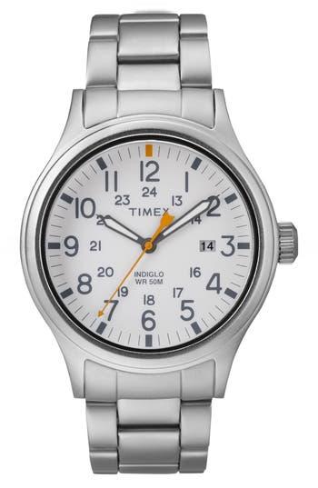 Timex Allied Bracelet Watch, 40Mm