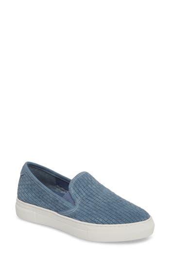 Jslides Flynn Slip-On Sneaker, Blue