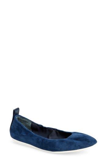 Mercedes Castillo Carola Ballet Flat, Blue