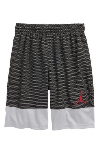Boys Jordan Aj 90S D2 Mesh Shorts
