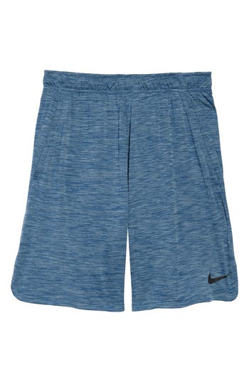 Nike Dry Training Shorts, Blue