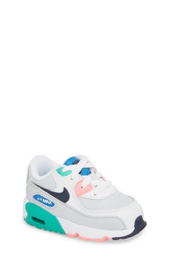 Toddler Nike Air Max 90 Sneaker Size 8 M  White