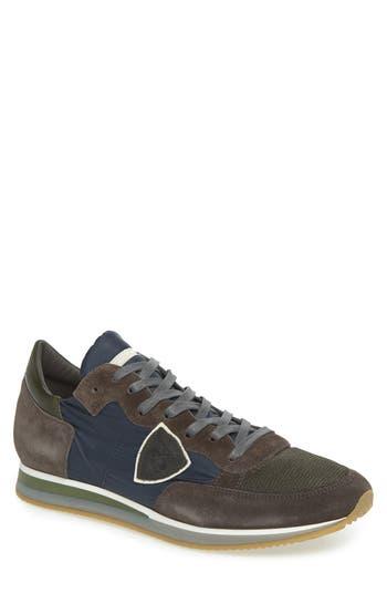 Philippe Model Tropez Low Top Sneaker