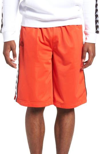 Kappa Banda Shorts, Red