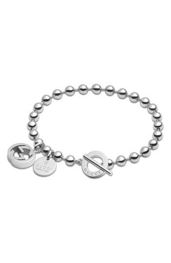 Gucci GG Boule Chain Bracelet
