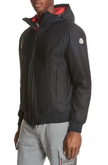 Moncler Derva Soft Shell Down Jacket