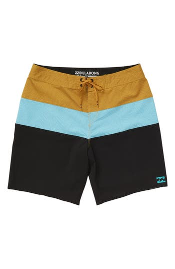 Boys Billabong Tribong X Board Shorts Size 26  Bluegreen