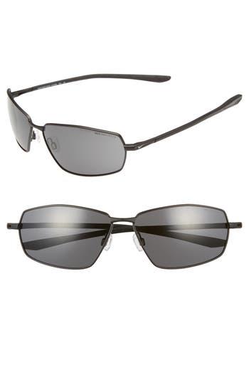 Nike Pivot Eight 63mm Oversize Sunglasses