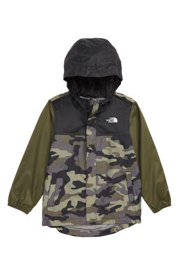 Boys The North Face Tailout Hooded Rain Jacket