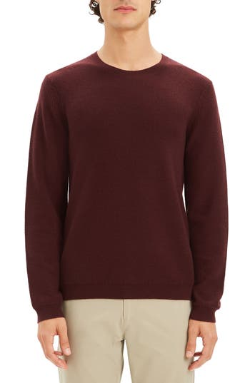 Theory Medin Crewneck Cashmere Sweater