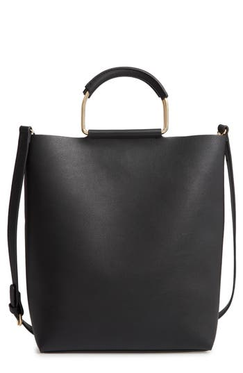 Chelsea28 Payton Convertible Faux Leather Tote