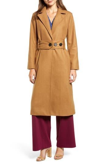 Chriselle Lim Victoria Belted Coat