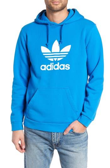 adidas Originals Trefoil Logo Pullover Hoodie