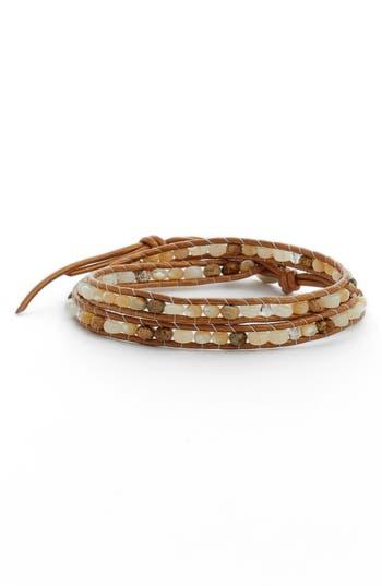 Chan Luu Opal Wrap Bracelet