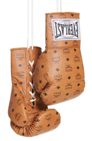 Everlast x MCM Lace Visetos Coated Canvas Powerlock Gloves
