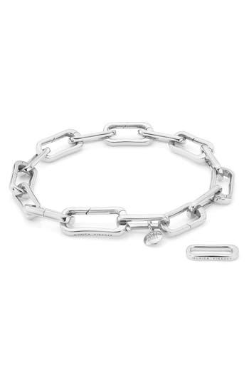 Monica Vinader Alta Capture Link Chain Bracelet