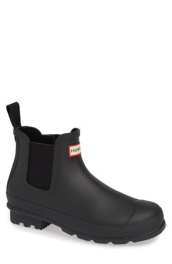 Hunter 'Original' WaterproofChelsea Rain Boot
