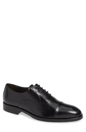 To Boot New York Hudson Cap Toe Oxford