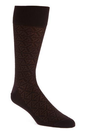 John W. Nordstrom® Pointed Triangle Socks
