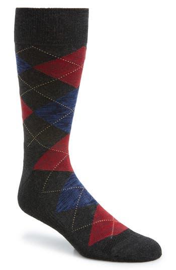 Nordstrom Men's Shop Marled Argyle Socks