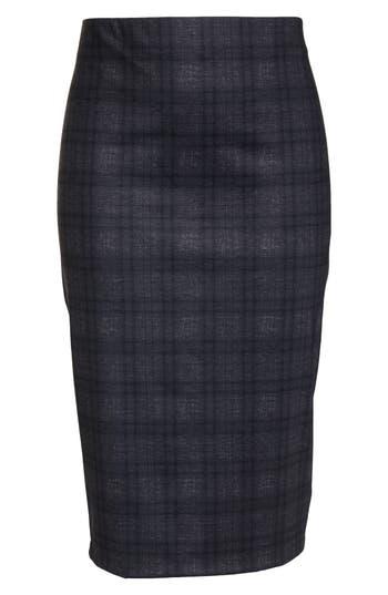 Sejour Ponte Pencil Skirt