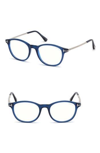 Tom Ford 50mm Blueblock Sunglasses