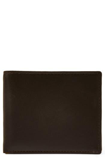 Topman Nevis Leather Wallet