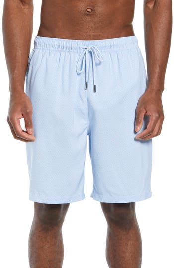 Peter Millar Sea Monkeys Print Swim Trunks