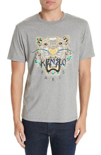 KENZO Dragon Tiger Graphic T-Shirt