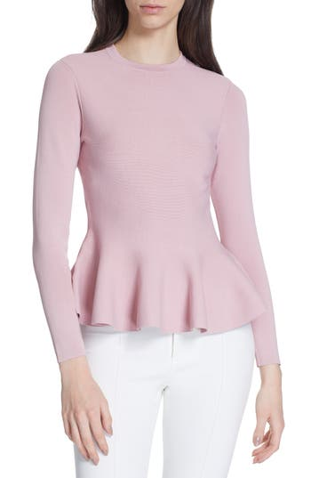Ted Baker London Hinlia Peplum Sweater