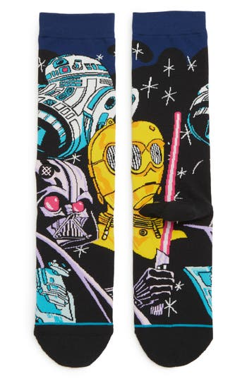 Stance Warped R2D2 Socks