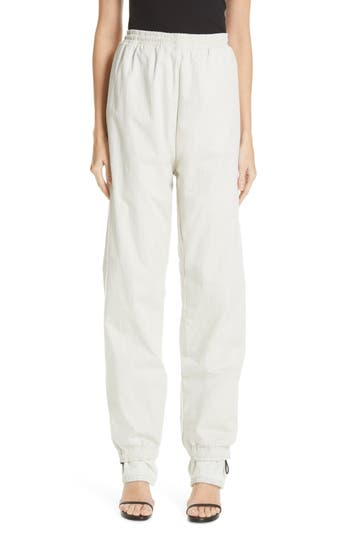 Y/Project Denim Cuff Track Pant