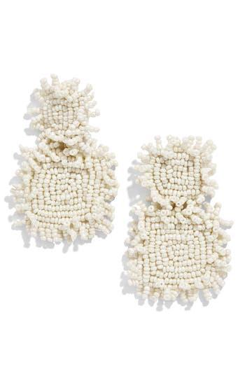 BaubleBar Mini Rianne Beaded Drop Earrings