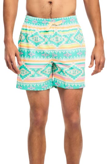 Chubbies En Fuegos Swim Trunks