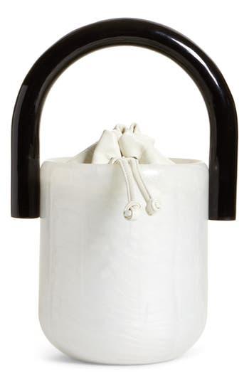 Cult Gaia Olivia Bucket Bag